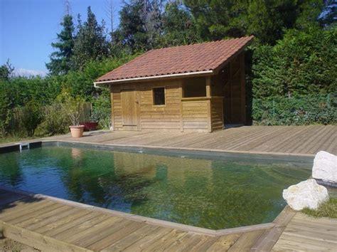 Pool House En by Conception Et Installation D Abris Et Pool House 224 Cublize