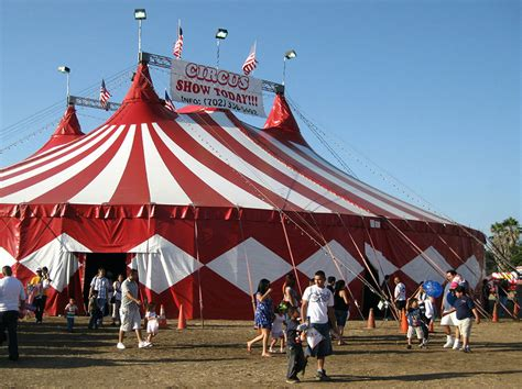 best circus circus world to raise big top friday