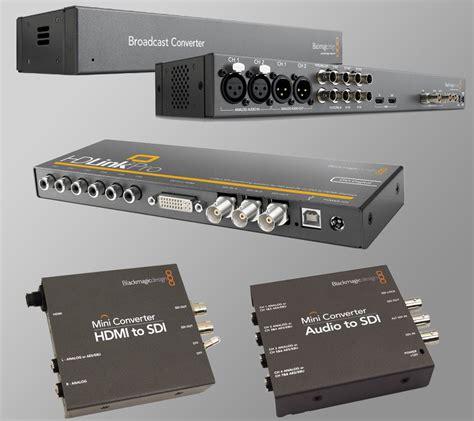 blackmagic format converter blackmagic broadcast format converters 171 inter video