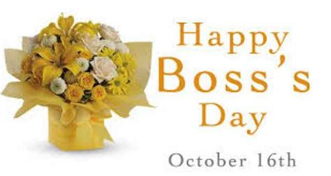 Happy bosss day greetings quotes m4hsunfo