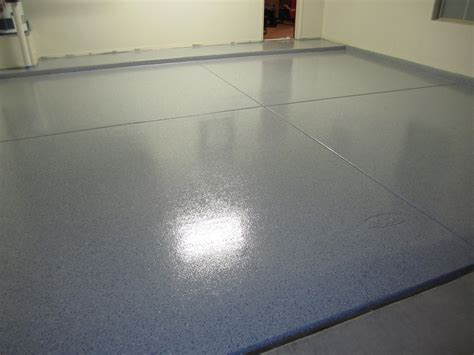 epoxy garage floor coating grey arizona garage solutions