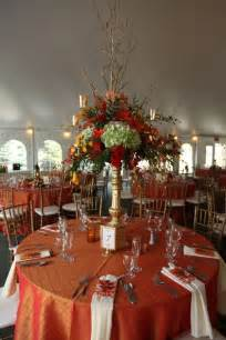 centerpieces for fall wedding receptions 20 centerpiece ideas for fall weddings