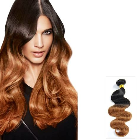 pictures of hairstyles with 16 in extensions 16 inch 26 inch hot sale ombre hair extensions body wavy