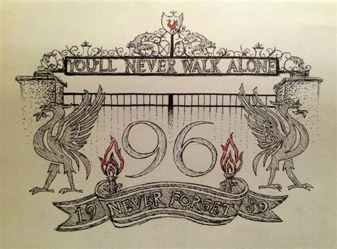liverpool tattoo designs liverpool fc design in pen phils