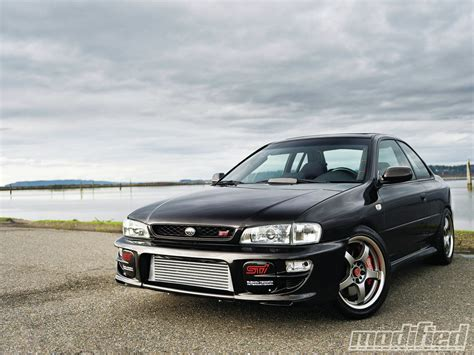 subaru impreza modified 2000 subaru impreza 2 5rs coupe diy done right
