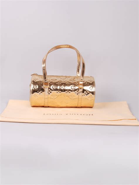Be Honest Do You Or The Lv Miroir by Louis Vuitton Papillon 26 Miroir Gold Luxury Bags
