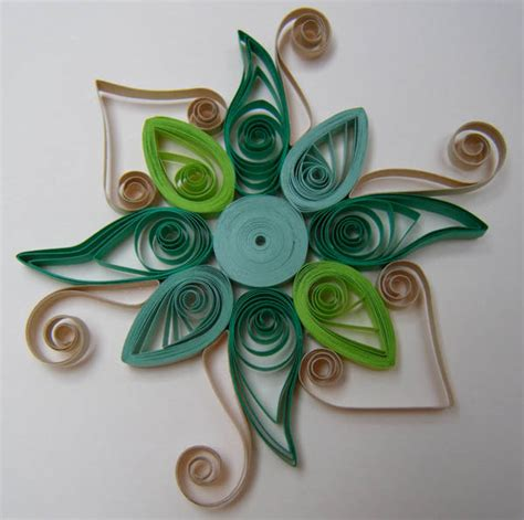 Quilling Paper Craft Ideas - unique paper craft ideas and quilling designs from