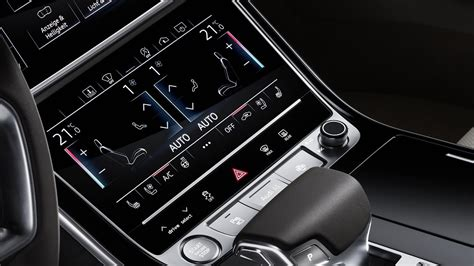 Audi Mmi Touch by Click Mmi Touch Response In Audi A8 2017