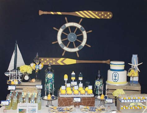 nautical baby shower themes sailor nautical baby shower quot sailor themed baby shower