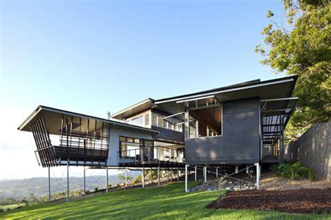buy house sunshine coast glass house mountain house celebrates the environment on australia s sunshine coast