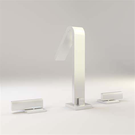kohler loure widespread bathroom sink faucet 3d model max