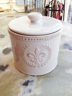 32 best images about fleur de lis kitchen canisters on pinterest ceramics jars and one kings lane 32 best images about fleur de lis kitchen canisters on