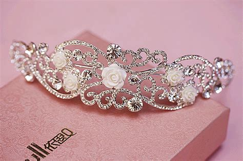 Aliexpress.com : Buy 2015 Fashion Bridal Crystal Tiara