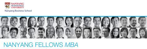 Nanyang Mba Average Salary by Nanyang Fellows Mba