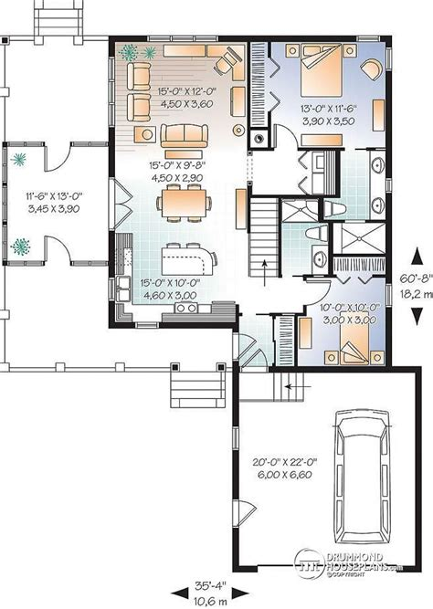 empty nester home plans 1500 square feet is the right size southern 296 best 1 000 1 500 sq ft images on pinterest