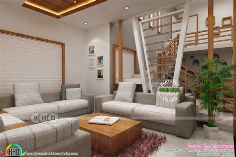 kerala interiors designs living kerala home design and
