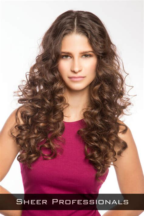 Naturally Curly Hairstyles For Faces by 20 Foolproof Hairstyles For Faces