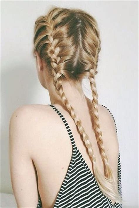 pics of french plaited hair 15 sweet french braids pretty designs