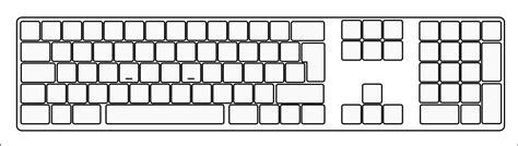 template of keyboard blank keyboard template printable vastuuonminun
