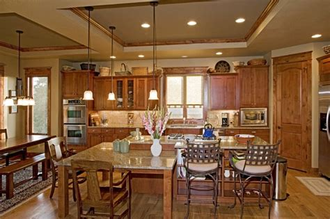 craftsman home interiors craftsman interiors kitchen afreakatheart
