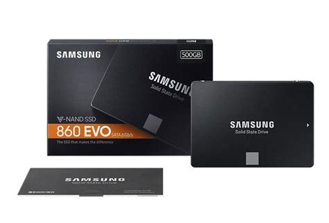 Samsung 860 Evo 500gb by Samsung 860 Evo 500gb Ssd Best Deal South Africa