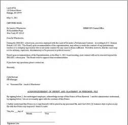 letter for contract renewal