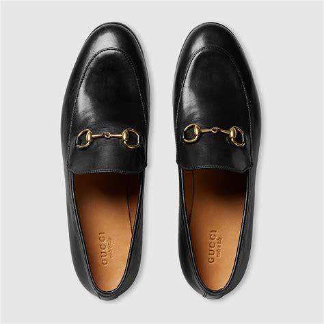 loafer image gucci jordaan leather loafer gucci s moccasins