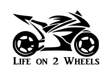 Bike Sticker Logo by On 2 Wheels Bike Sticker Motorcycle 600cc