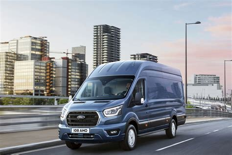 2019 Ford Transit by New 2019 Ford Transit Official Details And Pictures Of