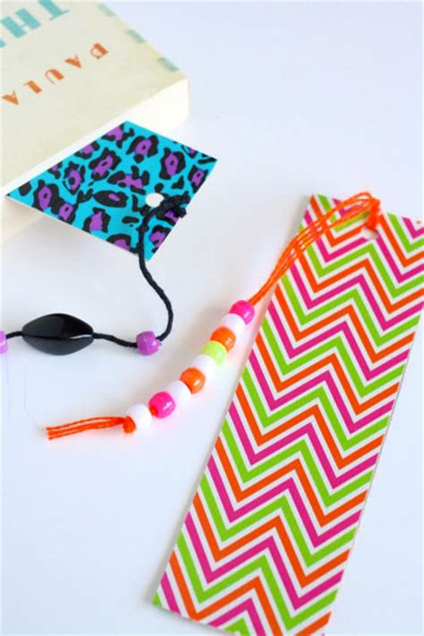 Easy Handmade Bookmarks - easy bookmarks for to make www pixshark