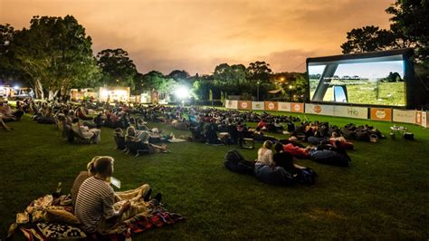 Things To Do In Sydney This Weekend What S On In Sydney Sunset Cinema Botanic Gardens