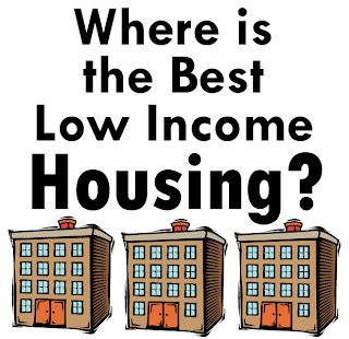 how to qualify for low income housing what city has the best low income housing