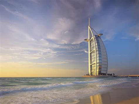 Burj Al Arab Hotel by Burj Al Arab Dubai Facts Spot