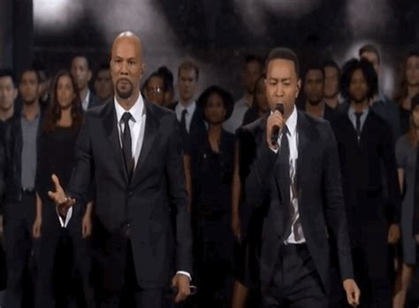 Oscars Bringing Back by Common And Legend Bring The Academy Awards To Tears