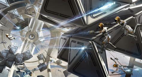 battle room ender s concept concept world