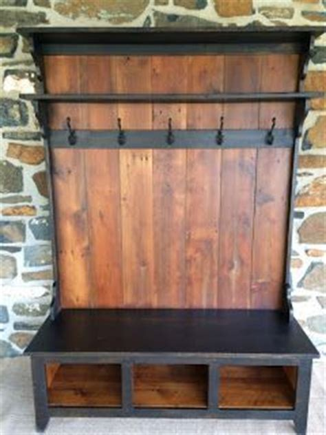 front door bench coat rack entryway coat rack and bench made from pallets house