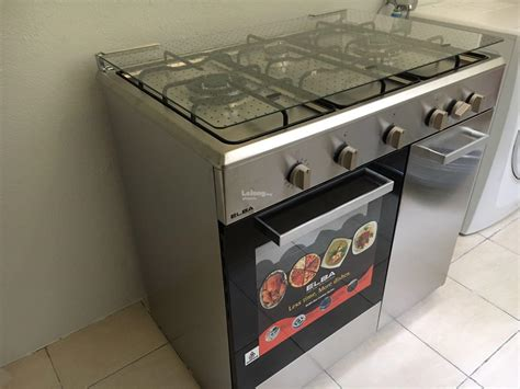 Oven Elba elba gas cooker 3 burners with gas end 1 24 2017 11 37 am