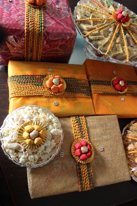 Wedding Gift Hers India by Trousseau Packing Diary All A Needs Before The Big Day