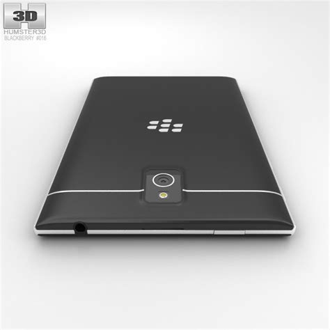 Blackberry Passport Black blackberry passport black 3d model humster3d