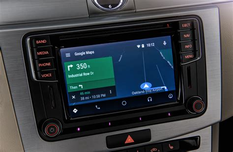 carplay for android what vw models will get android auto and apple carplay