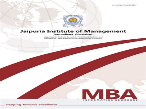 Mba Colleges In Ghaziabad by Best Mba Colleges In Delhi Jaipuria Ghaziabad