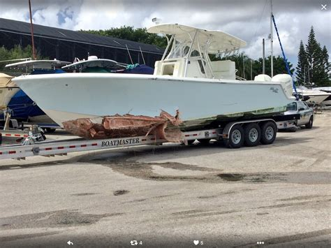 fishing boat club forum pic of jose fernandez boat on trailer the hull truth