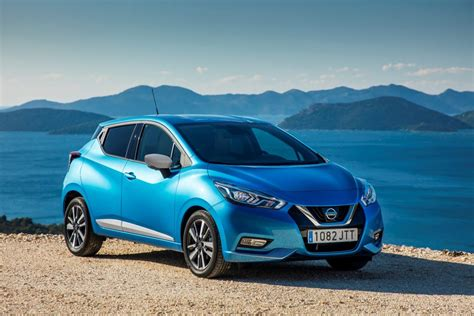 blue nissan micra nissan micra revolution begun drive and ride uk