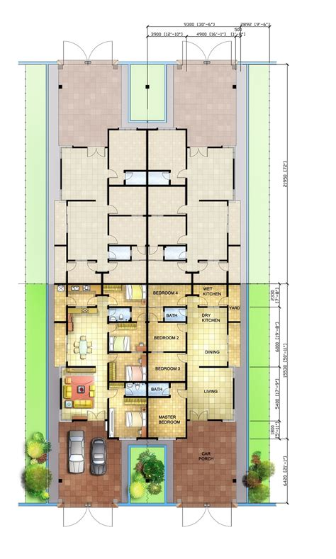 single storey semi detached house floor plan 100 single storey semi detached house floor plan