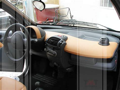 interni in pelle interni in pelle smart sedili e tappezziere auto tmt