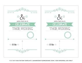 Free Wedding Invites Templates by Free Templates For Wedding Invitations Theruntime