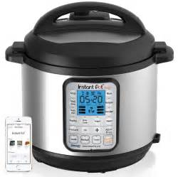 instant pot smart bluetooth enabled pressure cooker ios android connected crib