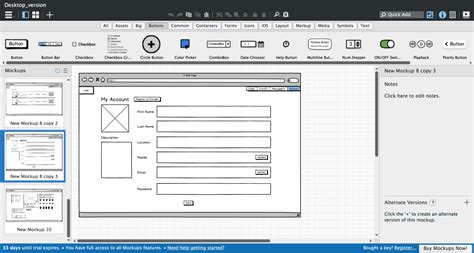 ux design mockup choose good tools for ui ux design prototypr