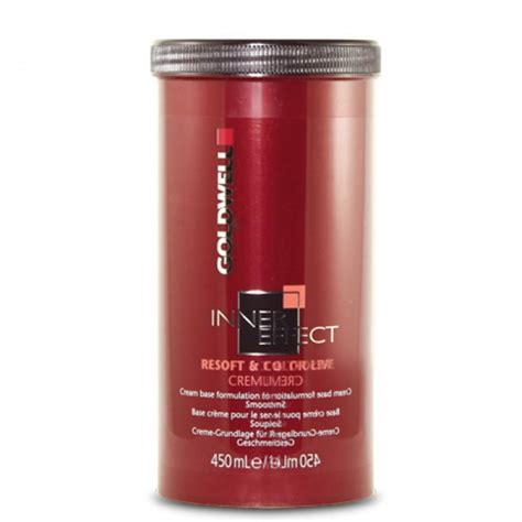 goldwell inner effect resoft color live conditioner goldwell inner effect resoft color live cremulsion 14 4oz