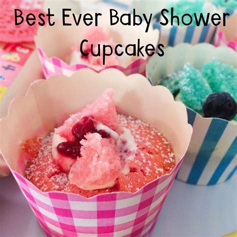 baby shower cupcake recipes recipe best baby shower cupcakes oh creative day